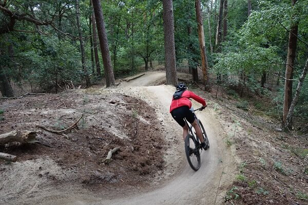 Huur mountainbikes Zeist Achtbaan