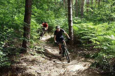 Mountainbike huren Amerongen