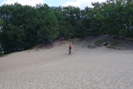 Mountainbike huren Drunen