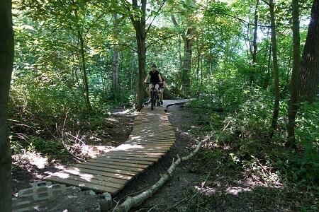 Mountainbike huren Langedijk