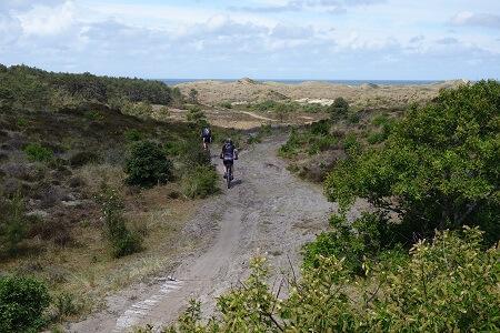 Mountainbike huren Schoorl