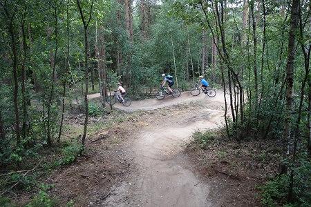 Mountainbike huren voor families en kinderen