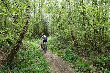 Mountainbike huren Epen - Vijlen